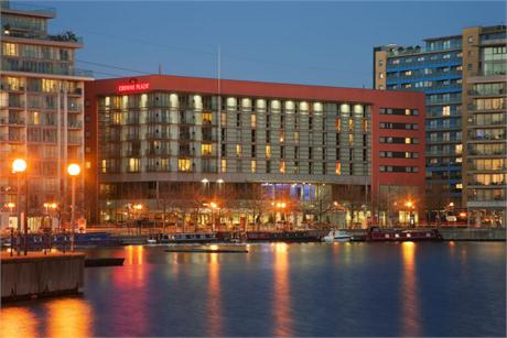 crowne plaza docklands exterior high res