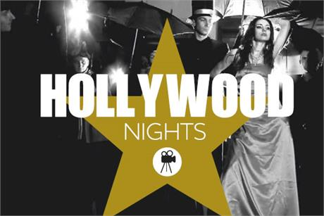Hollywood Nights at Mercure